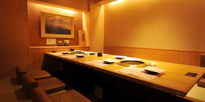 記念日におすすめのレストラン・薩摩 牛の蔵 広尾本店の写真1