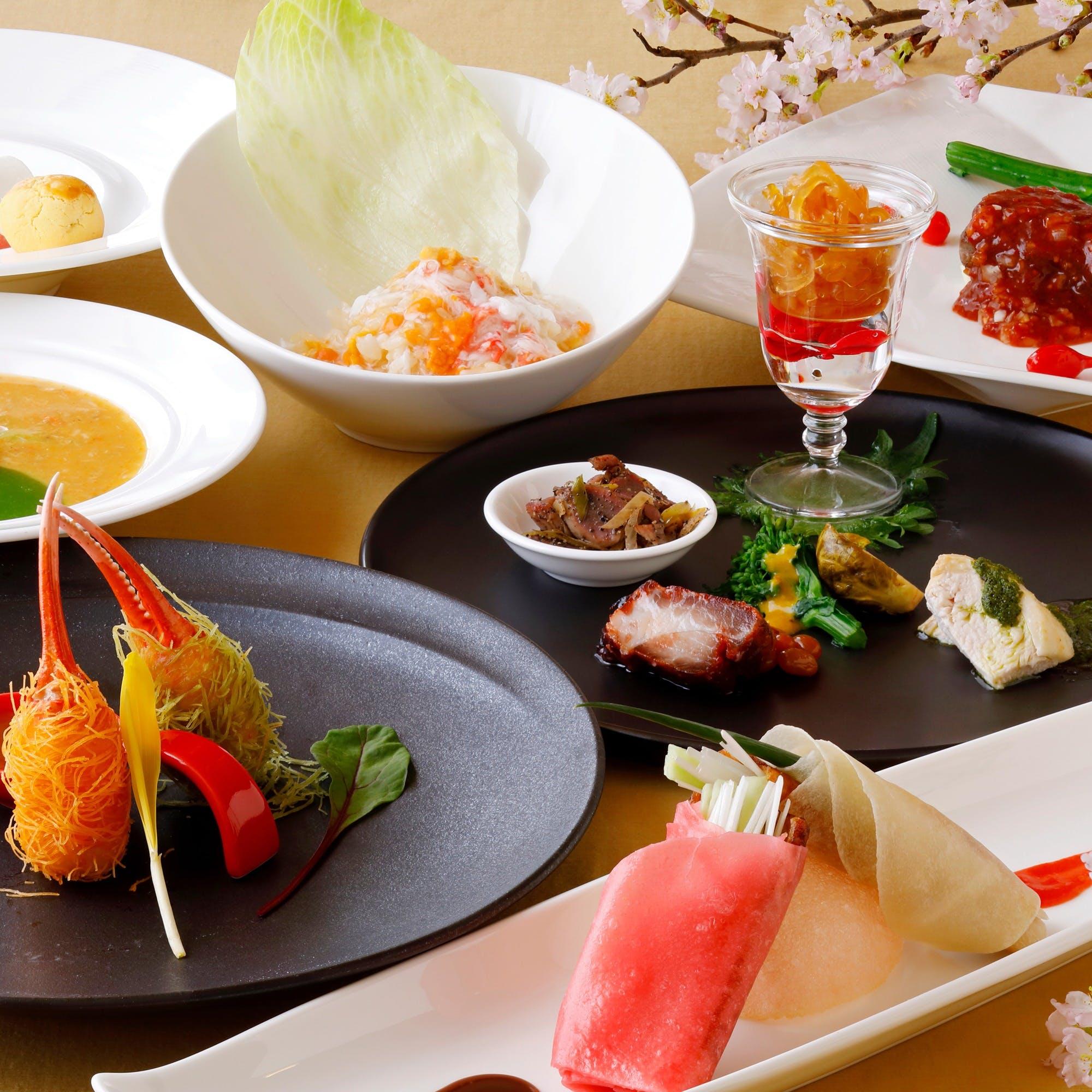 あなたの五感を魅了するスタイリッシュな広東料理