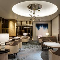 スタイリッシュな空間が広がる「リーガロイヤルホテル京都」のビュッフェレストラン