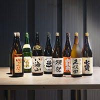 純米酒から大吟醸まで、利き酒師が厳選