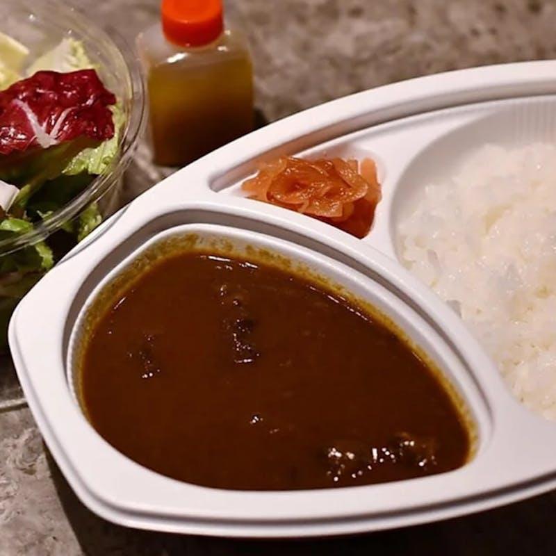 【テイクアウト】お弁当やカレーなど、お店の味をご自宅で!(テイクアウト専用プラン)