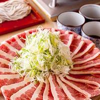 熊本の郷土料理 桜肉の「桜しゃぶしゃぶ」