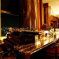 ホテル最上階、記念日にもふさわしいレストラン