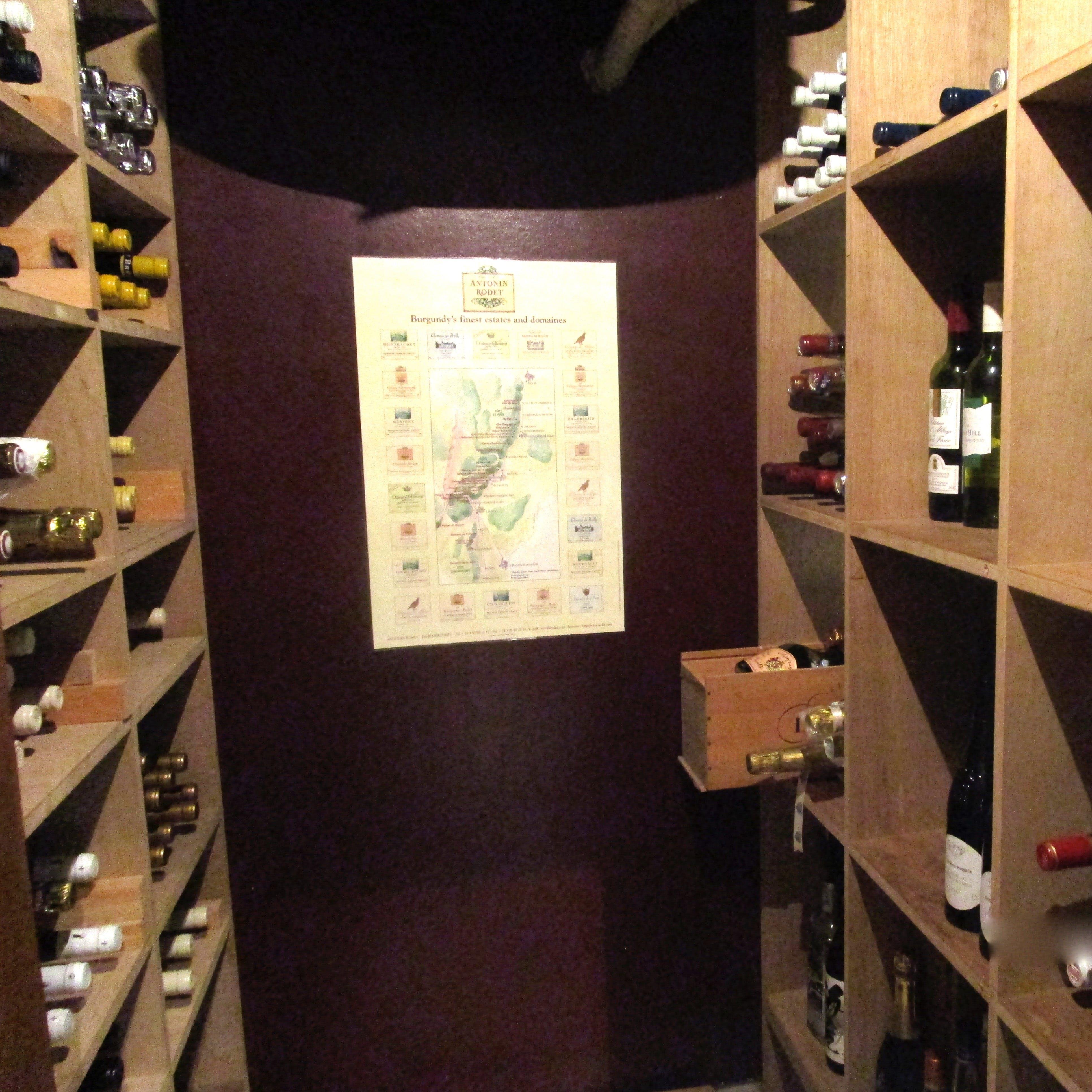 地下蔵熟成ワイン