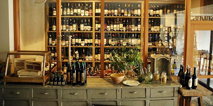 記念日におすすめのレストラン・OLTREVINOの写真2