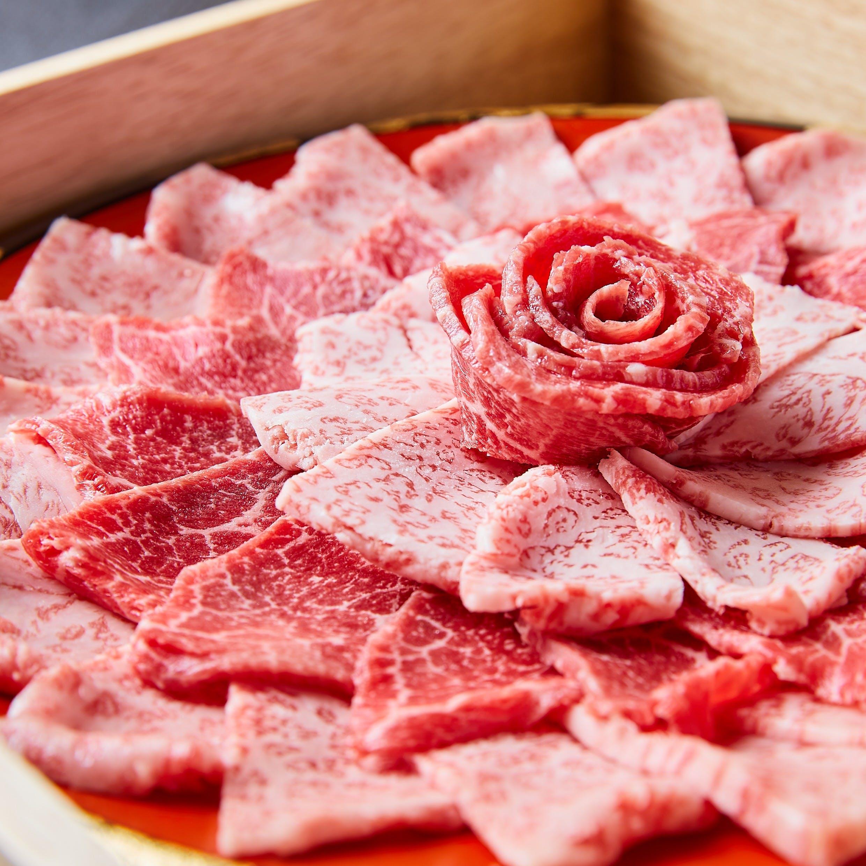 日本三大和牛・近江牛の【肉乃華】は新しい香水亭のイチオシ料理