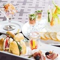 フランス料理・イタリアン・ホテルメイドスイーツの数々で心に妬きつくお料理