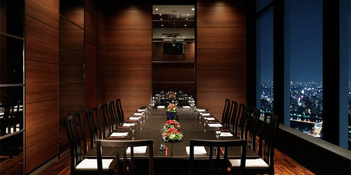 記念日におすすめのレストラン・銀座アスター 昴 SUBARU/東京ソラマチ31Fの写真2