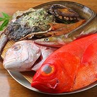 瀬戸内海の豊かな海の幸を味わう、旬の海鮮料理