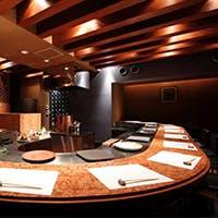 ホテルパークサイドの1階。「天ぷら&フィッシュバル ころも」