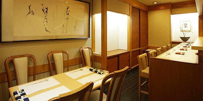 記念日におすすめのレストラン・哲庵の写真1