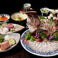 歓送迎会など、各種ご宴会に最適な会席料理