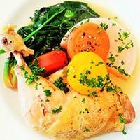 手作りと素材にこだわった優しいフランス家庭料理