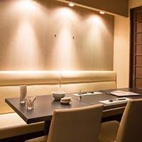 渋谷駅より徒歩5分のホテル内、フレンチから日本料理まで幅広く扱う隠れ家レストラン