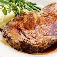 37 Steakhouse & Barのグランドシェフによる渾身のローストビーフ