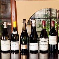 フランス5大シャトーから希少なヴィンテージまでワイン通も納得のワインリスト