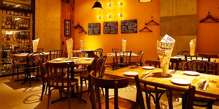 記念日におすすめのレストラン・ビストロガブリ 大門店の写真1