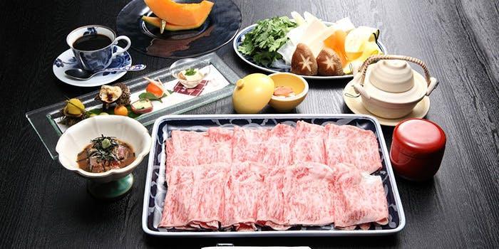 伊万里牛のすき焼きを堪能「喜久家」