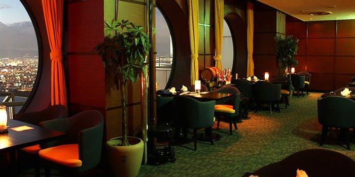 記念日におすすめのレストラン・スカイラウンジ スターダストの写真1