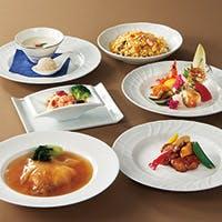 ご家族のお祝い事や宴会を華やかに彩るコース料理をオリジナルの紹興酒とともに