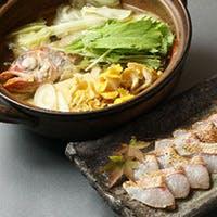 旬の料理を器で華やかに美しく、和食に合うお酒で大切なひとときを演出