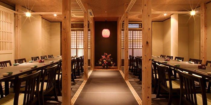 記念日におすすめのレストラン・船形 神楽坂の写真1