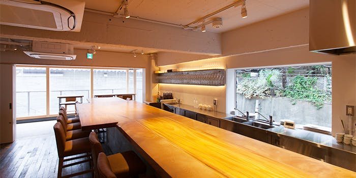 記念日におすすめのレストラン・可不可 KAFUKA TOKYOの写真2