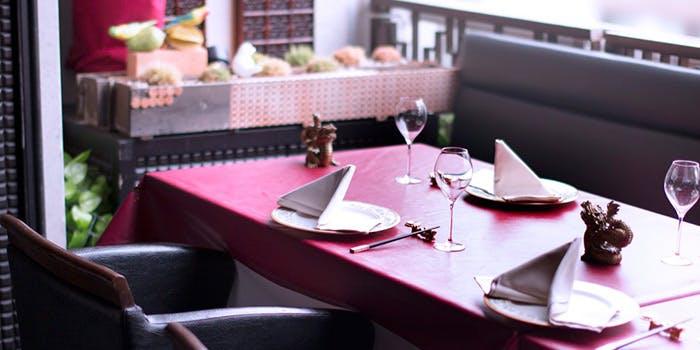 記念日におすすめのレストラン・Shi-Fanの写真1