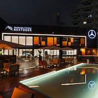 Mercedes me Tokyo NEXTDOOR