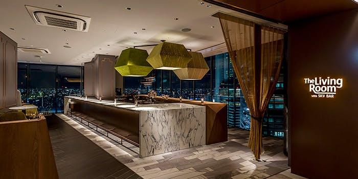 記念日におすすめのレストラン・The Living Room with SKY BARの写真1