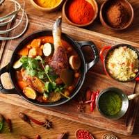 東地中海中東料理×東海4県食材