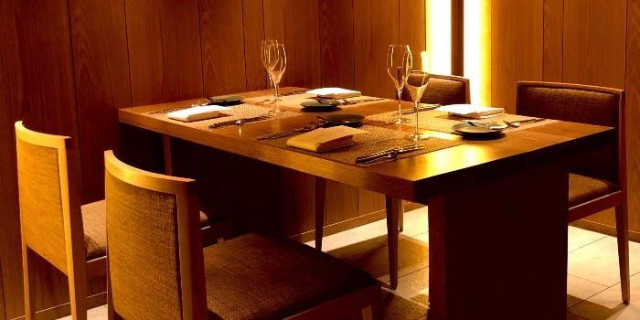 記念日におすすめのレストラン・mon atelierの写真1