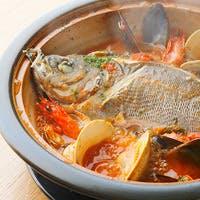 「Ocean to table」がコンセプトの魚にこだわるイタリアン