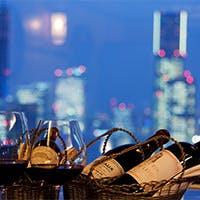豊富な知識を備えたソムリエが料理に合うワインをお選びいたします