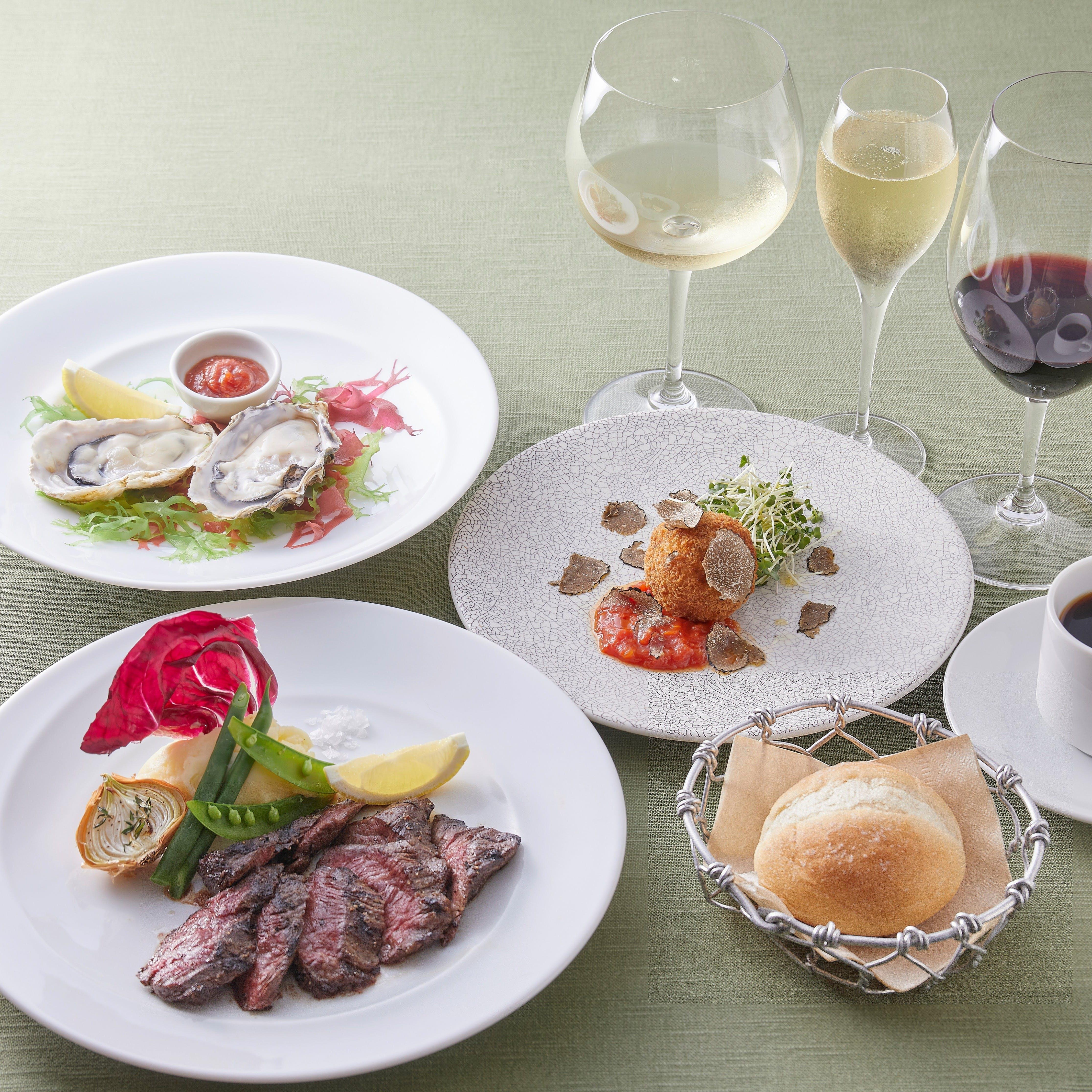 肉料理の経験を持つシェフ監修の色々なお肉を多様な調理法でお届けする肉レストラン