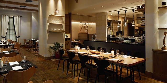 記念日におすすめのレストラン・LA BONNE TABLEの写真1