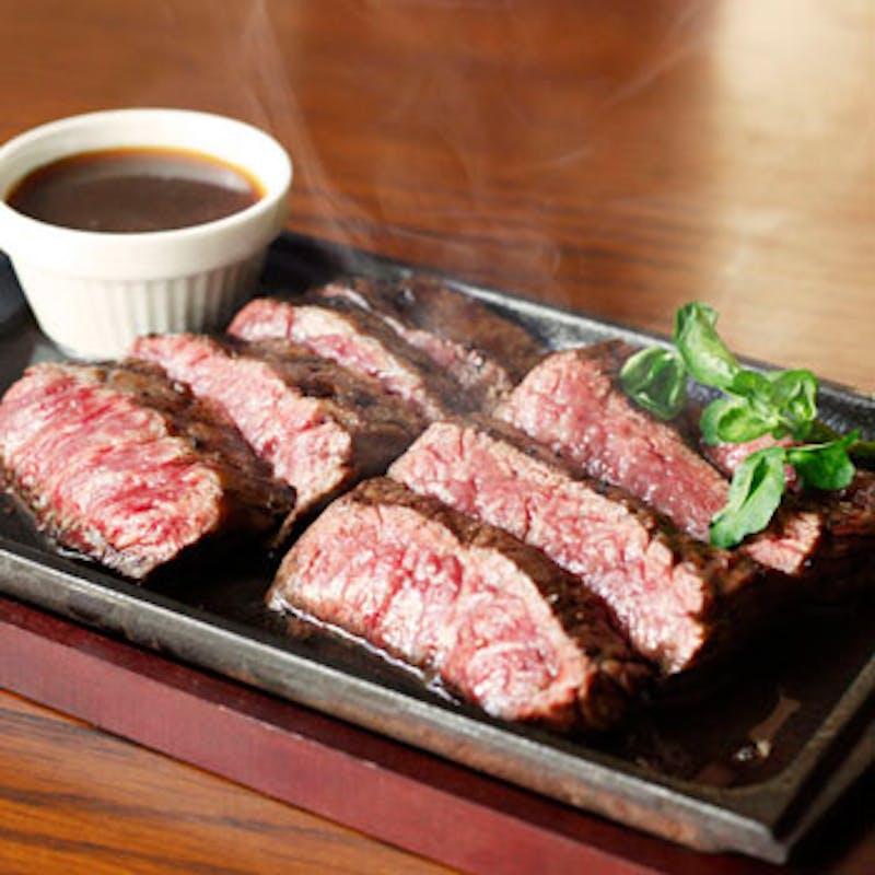 【数量限定】アルゼンチン牛2種食べ比べプラン+1ドリンク