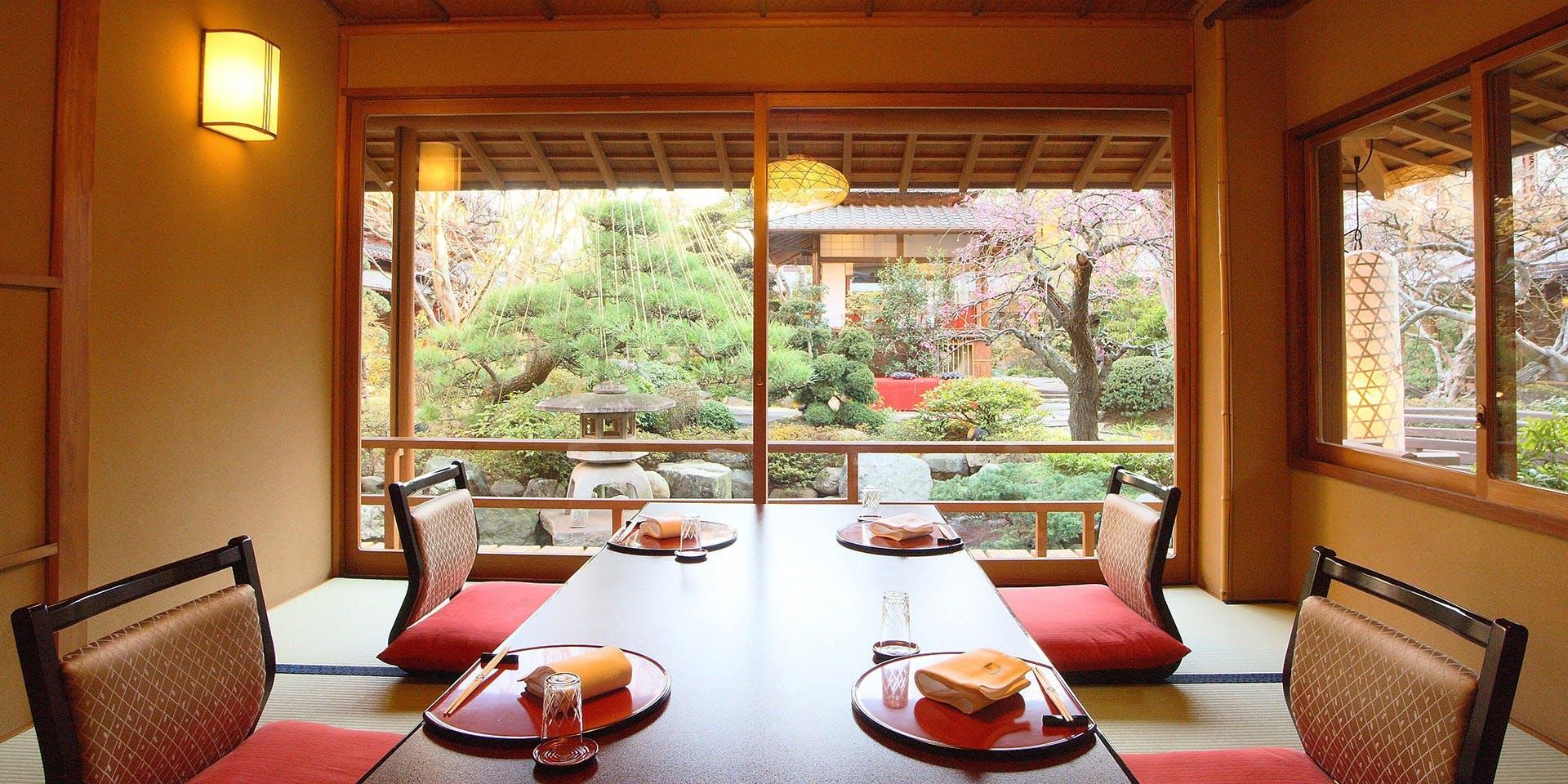記念日におすすめのレストラン・東京 芝  とうふ屋うかいの写真1