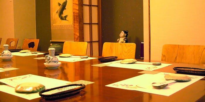 記念日におすすめのレストラン・花見鮨の写真1
