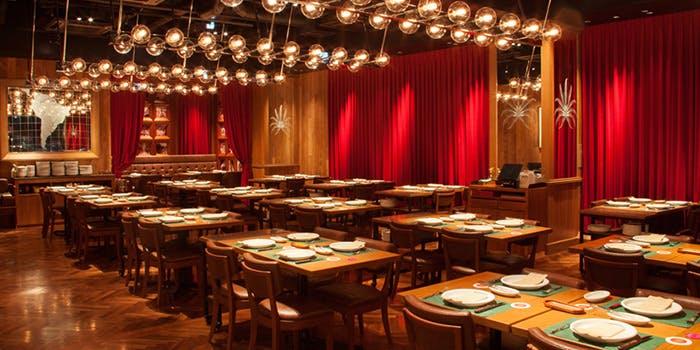 記念日におすすめのレストラン・RIO GRANDE GRILL 恵比寿の写真1