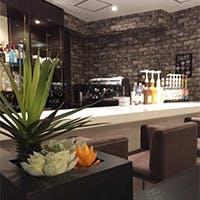 名古屋駅すぐの好立地も魅力のカフェ&レストラン