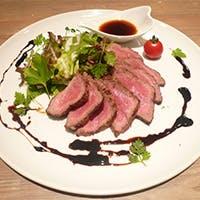 肉を極めたプロが厳選した肉を贅沢豪快に