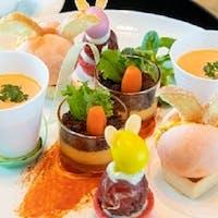 オアシスガーデン/ザ・プリンスギャラリー 東京紀尾井町,ラグジュアリーコレクションホテル