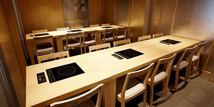 記念日におすすめのレストラン・京都 瓢喜 新橋店の写真1