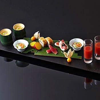 【個室確約】ビール・ワイン・日本酒など豊富な飲み放題!近江牛&季節野菜の蒸しゃぶを堪能