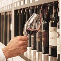 エノマティック・ワインサーバーを使用した24種類のグラスワイン