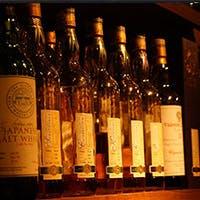 フランス家庭料理と豊富なワイン・蒸留酒を