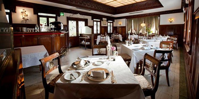 記念日におすすめのレストラン・レストラン マダム・トキの写真1