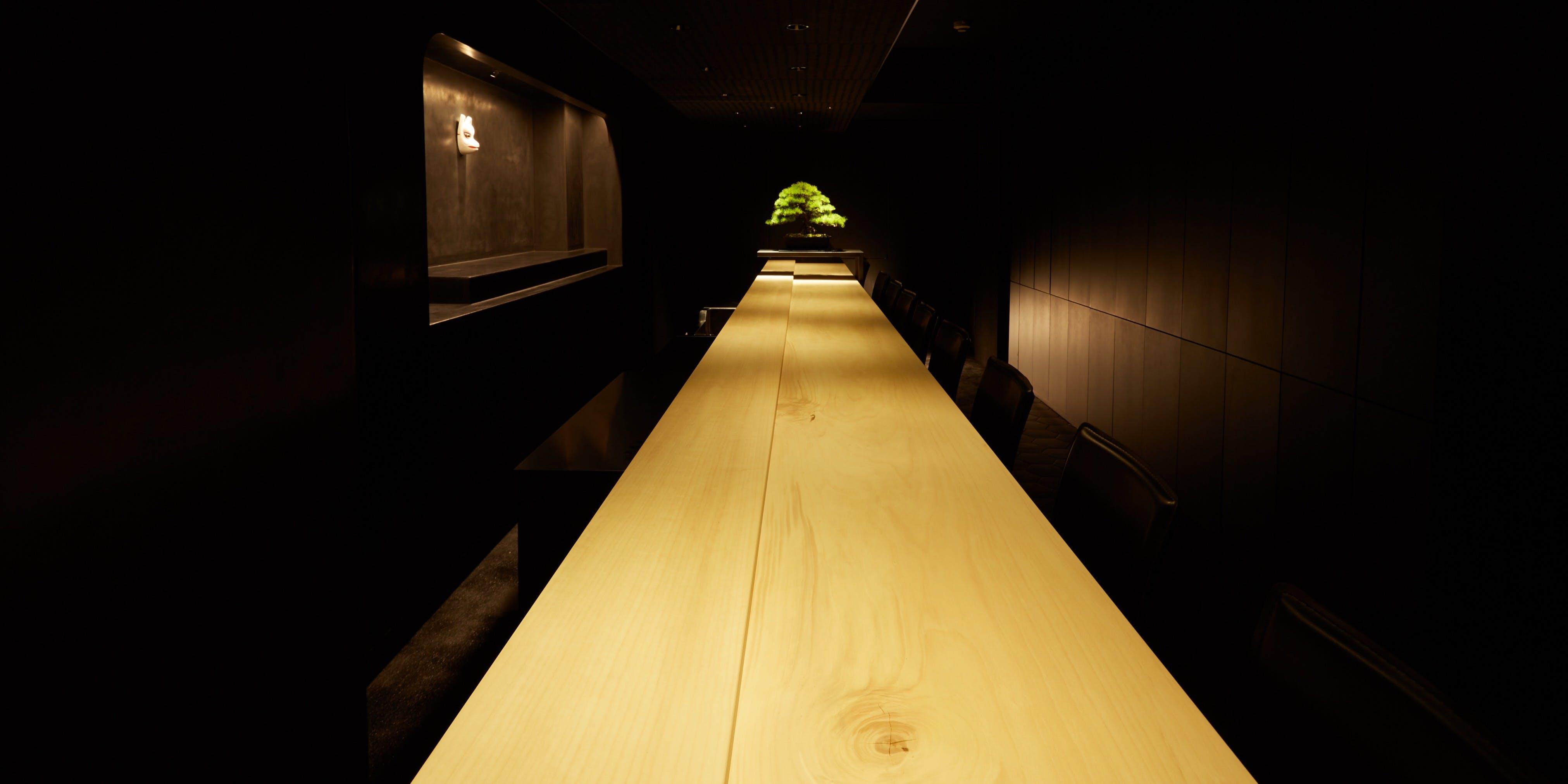 記念日におすすめのレストラン・鮨 ニシツグの写真1