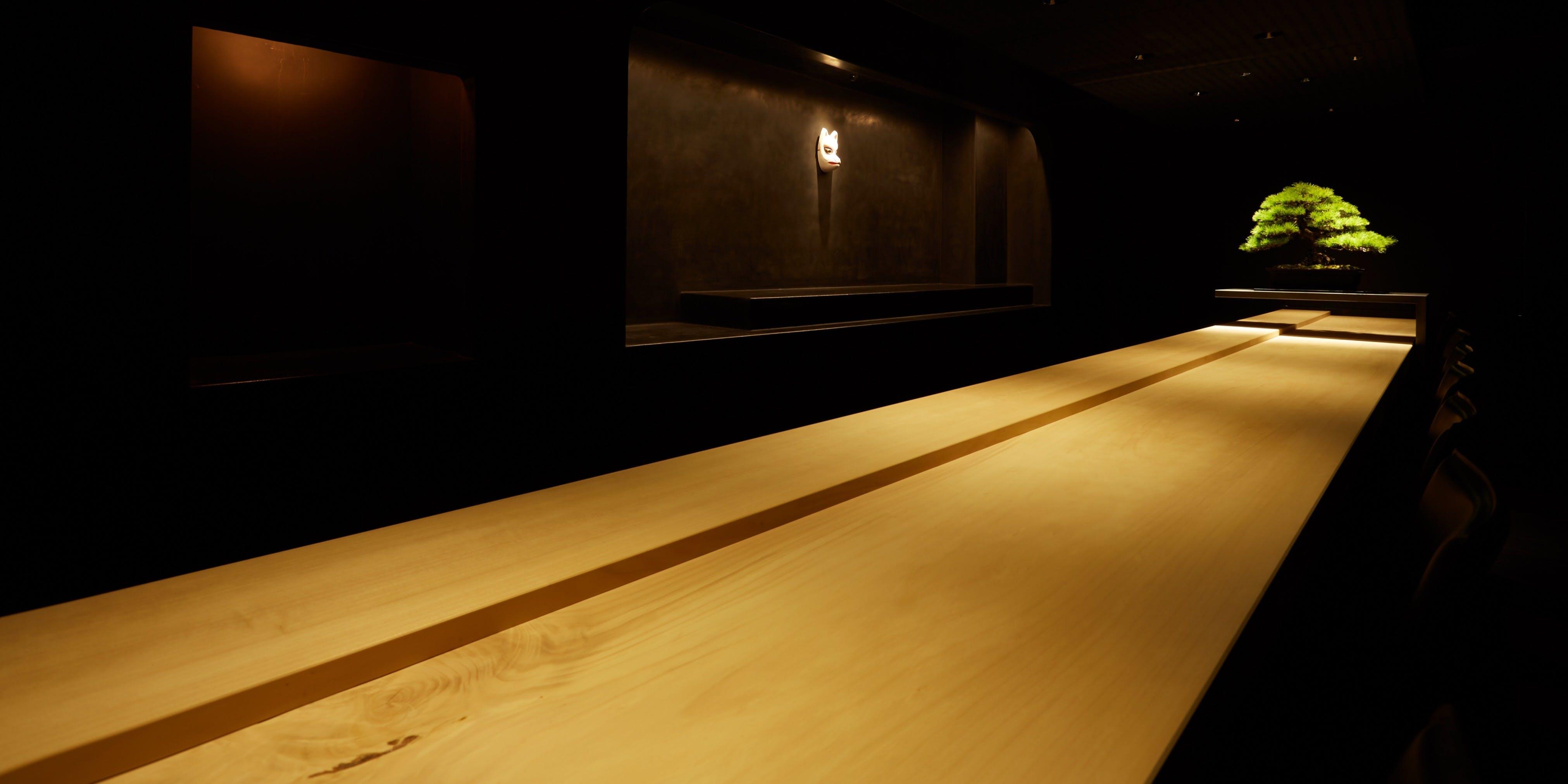 記念日におすすめのレストラン・鮨 ニシツグの写真2